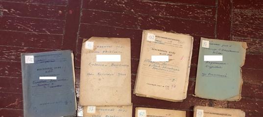 #СТОПНОЖАРХИВ - Архивный Дозор
