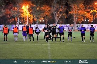 Чемпионат города по футболу 8х8 DODO PIZZA 11 тур