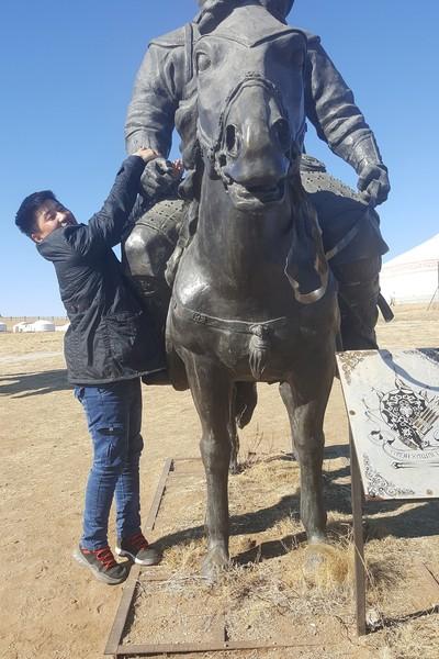 Erdenebolor Monkhstesteg, Ulaanbaatar