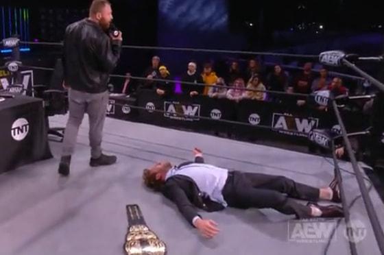 AEW Dynamite и NXT 25.11.20, изображение №6