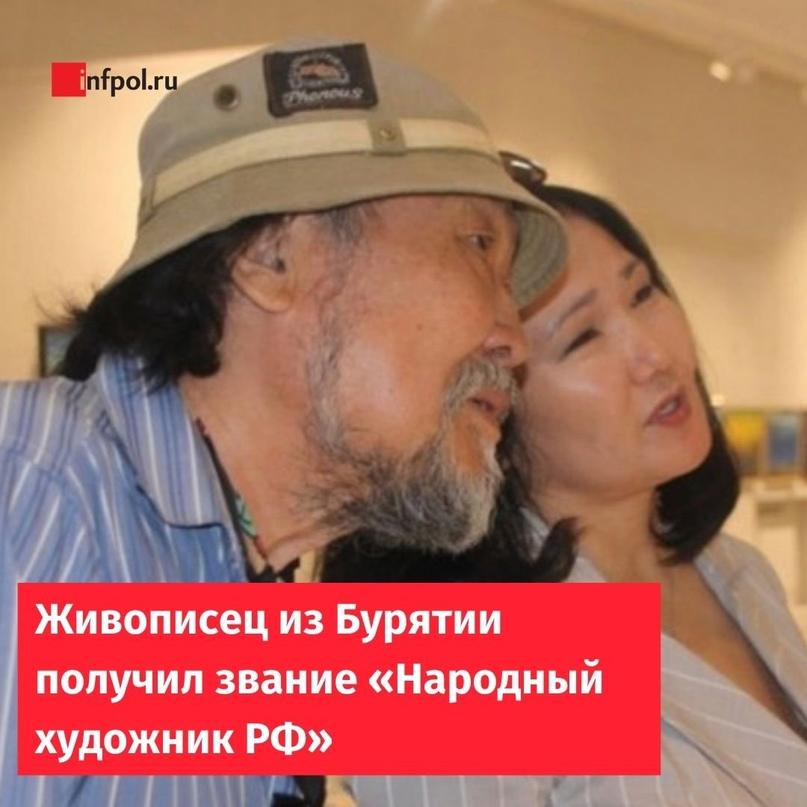 Чингизу Шенхорову присвоено звание «Народный художник РФ».