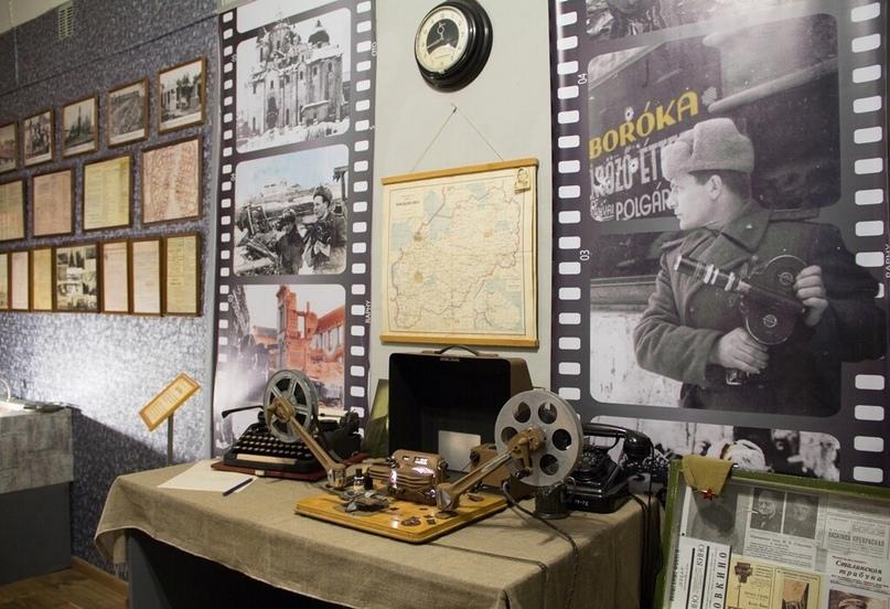 Музей кино в Великом Новгороде