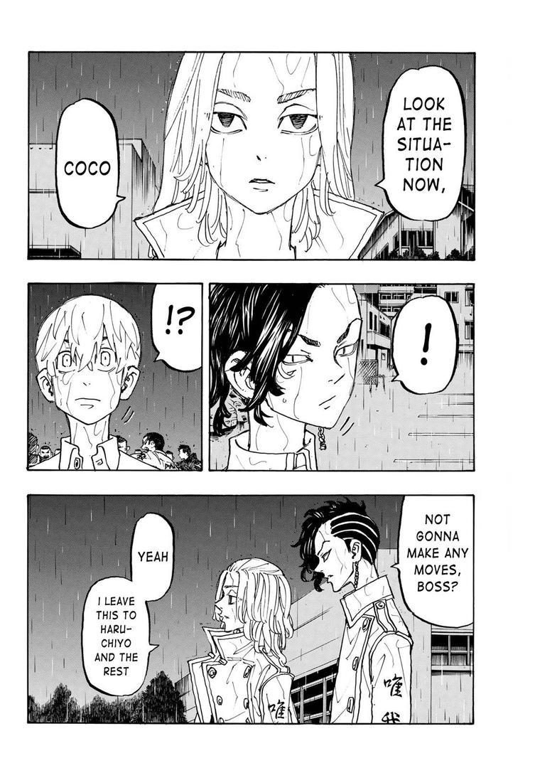 Tokyo Revengers Chapter 225, image №8