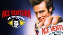Jim Carrey's First Big Film: Ace Ventura Pet Detective - Cinemassacre Rental Reviews