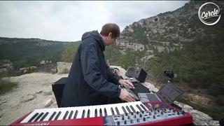 Christian Lffler live Fontaine de Vaucluse in France for Cercle