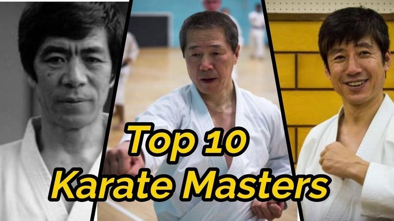 Top 10 Best Karate Masters