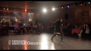 Pablo Rodriguez & Mariana Dragone, La Viruta, El Cachivache Tango, Rosario live