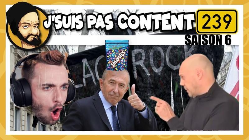 Légion d'honneur Smarties Squeezie 2 0 J'SUIS PAS CONTENT S06E01