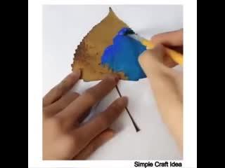 Интересные способы и идеи  рисования