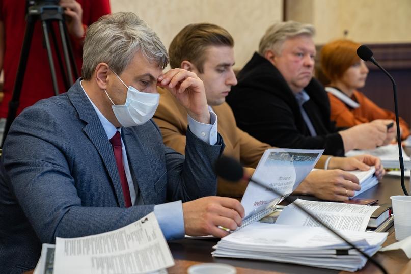 Заседание Совета МОГО «Ухта», изображение №4