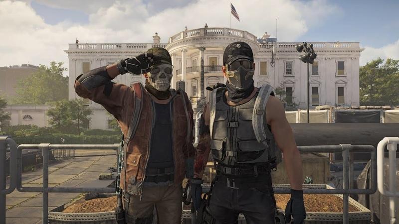 Прямой показ PS4 от stasok232 Tom Clancy's The Division 2 2