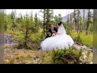 Свадебное слайд шоу - Сунгат и Гульжанар