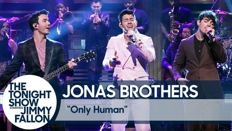 Jonas Brothers Only Human