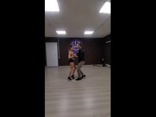 Murodjon & Nataliya. Bachata.