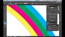 Adobe Illustrator Create Parallel Lines using Paths Clipping Masks