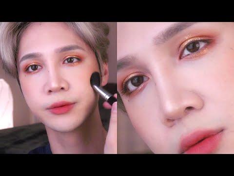 Red Velvet Irene's 'Psycho' makeup Edward Avila