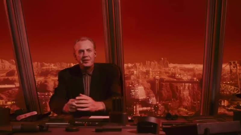 ВСПОМНИТЬ ВСЁ Шварценеггер на Марсе Спецэффекты трюки куклы и графика фильма Вспомнить все 1990