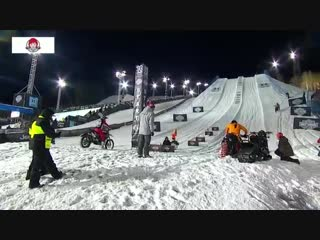 Logan Mead wins Harley-Davidson Snow Hill Climb _ X Games Aspen 2019