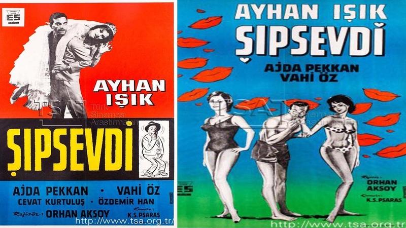 ŞIPSEVDİ Ajda Pekkan Ayhan Işık Eski Türk Filmleri Tek Parça İzle Yerli Film İzle Aksiyon Komedi