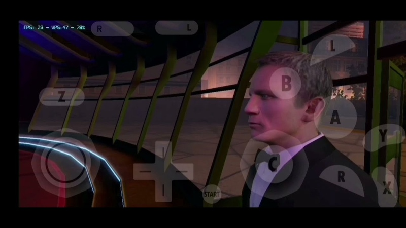 James Bond 007 dancing in a club to Dikop music Resting man