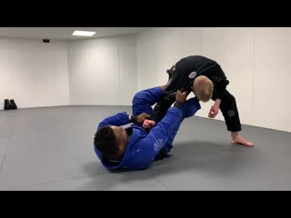 Alec baulding - collar sleeve guard: go from zero to hero with the omoplata
