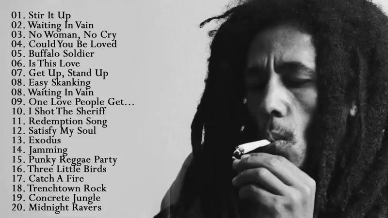 Collection Songs Of Bob Marley - Bob Marleys Greatest Hits