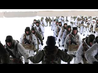 Десантирование подразделений ВДВ в ходе ротного тактического учения под Костромой