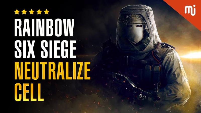 Tom Clancys Rainbow Six Siege PC Gameplay 1080p Neutralize Cell