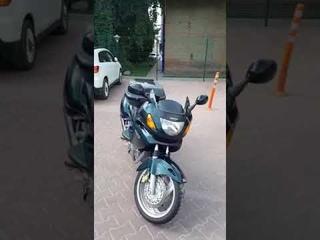 Отправка мотоцикла в г.Санкт-Петербург