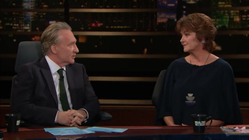 RMHPH96Z3ic Nancy MacLean The GOP's Long Game Real Time with Bill Maher HBO