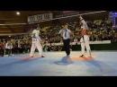 Best Taekwondo fight Aaron Cook VS Sebastian Cris 80 KG