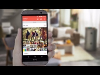 HTC One (M8) - Create and share life's memories with Zoe