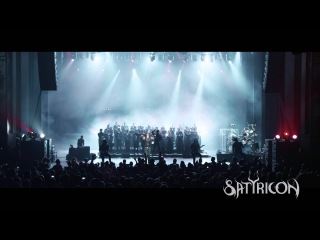 "Satyricon - Die By My Hand - Exclusive preview from ""Live at the Opera"""