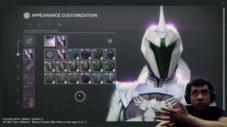 Destiny 2 | Палиндром заменят другие адепт-пушки | Больше про Трансмог и новую систему Шейдеров