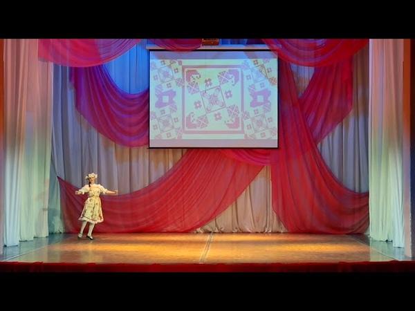 Коми пермяцкий танец Катя