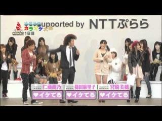 ~AKB48: YuruYuru Karaoke Competition~ 17. Tsugari Kaikyo・Fuyugeshiki