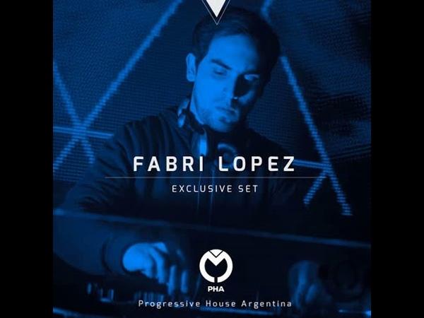 Fabri Lopez Progressive House Argentina Marzo 2019