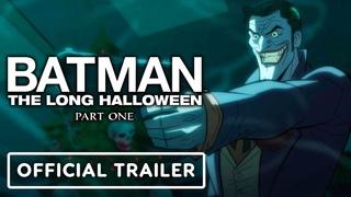 трейлер «Бэтмен: Долгий Хэллоуин».