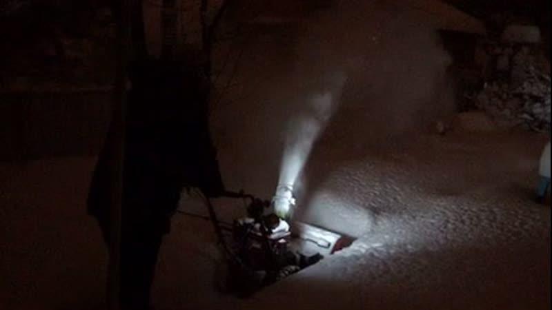 Серигев Посад Чистка снега Вывоз снега за пределы участка
