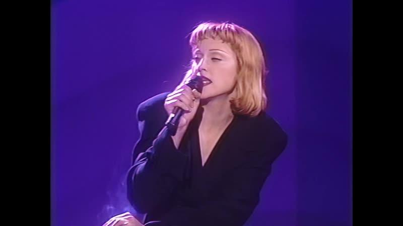 Madonna - Fever (Live @ the Arsenio Hall 1000th) Al upscale