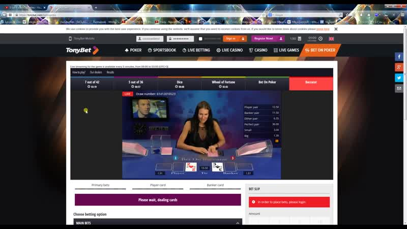 Casino in Live 2015 - Blackjack - Poker - Baccarat - Roulette - Maison la faillite - Good Luck