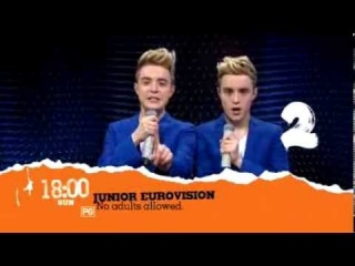 An Important Public Service Announcement From Jedward