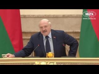 Президент Белоруссии Александр Лукашенко жёстко прокомментировал действия литовских пограничников,