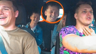 ПРАНК в Такси - РЕАКЦИЯ Людей на БИТБОКС!!!!