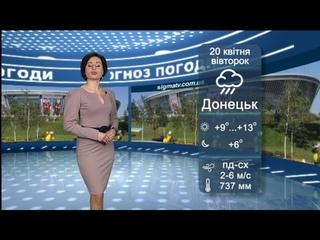 Прогноз погоды в Мариуполе и регионе на 20 апреля
