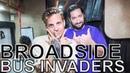 Broadside BUS INVADERS Ep 1357 Warped Edition 2018