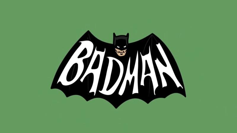 Batman 1966 Parody