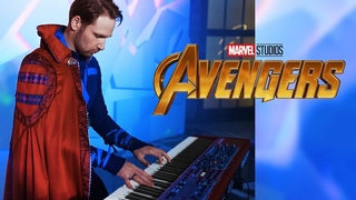 The AVENGERS: Doctor Strange PLAYS the PIANO! Best Cover You've Ever Seen !!!