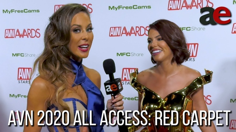 2020 AVN Awards All Access Red Carpet