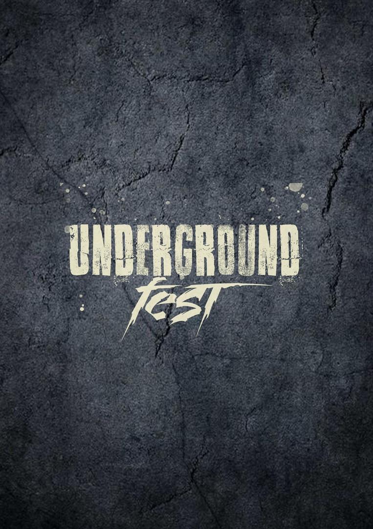 Афиша Underground fest